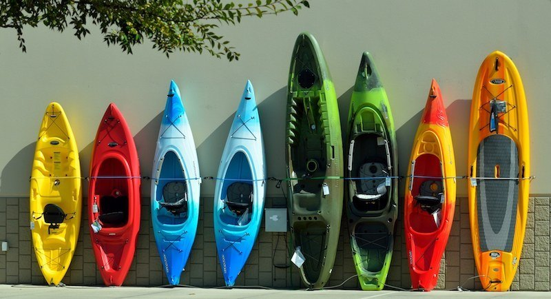 kayak buying guide