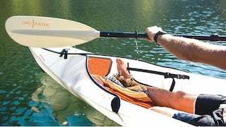 Oru Beach Kayak Review [Foldable + Portable + Lightweight]