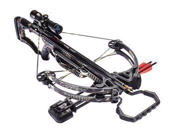 Barnett whitetail hunter crossbow review