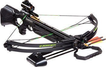 Barnett c5 wildcat crossbow review