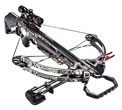 Barnett droptine crossbow review