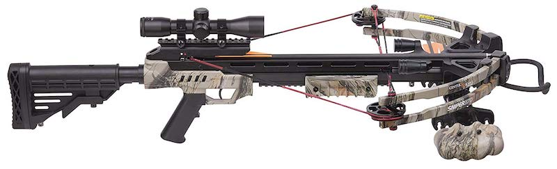 Center Point crossbow reviews