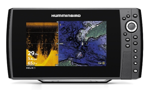 Humminbird helix 9 review
